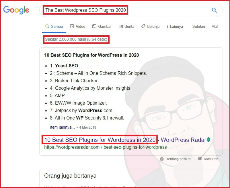 The best wordpress seo plugin 2020